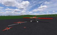 Image of New Holland - runway view (360°)