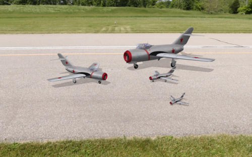 MiG-15 and variants